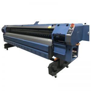 3.2m کونیکا 512i printhead ڈیجیٹل vinyl فلیکس بینر سالوینٹ پرنٹر / پلاٹر / پرنٹنگ مشین WER-K3204I