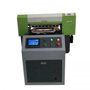 چین میں سستا قیمت UV flatbed پرنٹر 6090 A1 سائز پرنٹر میں بنا دیا