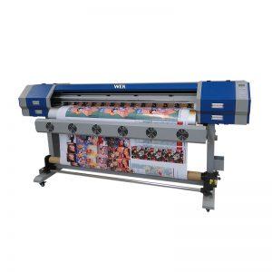 sublimation براہ راست انجکشن پرنٹر 5113 printhead ڈیجیٹل کپاس ٹیکسٹائل پرنٹنگ مشین WER-EW160