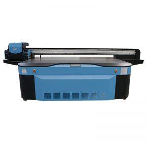 یووی ڈیجیٹل فلیٹڈ پرنٹنگ مشین بڑی شکل 2500X1300 WER-G2513UV