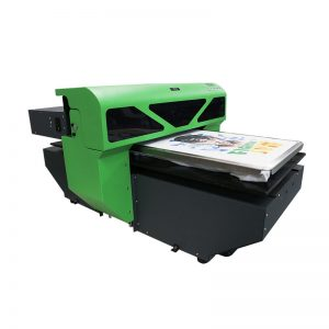 ڈیجیٹل ٹی شرٹ پرنٹر لباس ٹیکسٹائل پرنٹنگ مشین WER-D4880T پر براہ راست