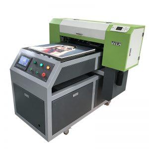 لباس کے لئے اعلی قرارداد A1 ٹی شرٹ پرنٹنگ مشین WER-ED6090T