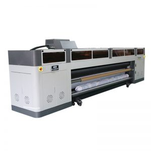 ricoh gen5 پرنٹ سر یووی پلاٹر WER-G-3200UV کے ساتھ ہائی قرارداد ہائی ڈیجیٹل انکیکیٹ پرنٹر مشین