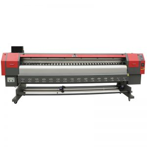 تیز رفتار 3.2 ملین سالوینٹ پرنٹر، ڈیجیٹل فلیکس بینر پرنٹنگ مشین قیمت WER-ES3202