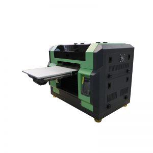 مقبول A3 329 * 600mm، WER-E2000 یووی، flatbed انکیکیٹ پرنٹر، سمارٹ کارڈ پرنٹر